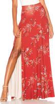 Rachel Pally Josefine Skirt in Rust. - size M (also in S,XS)