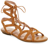 Joie Flynn Braided Lace-Up Sandal