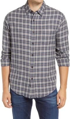 Rails Lennox Men's Plaid Flannel Button-Up Shirt
