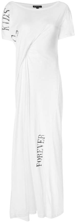 Ann Demeulemeester long Forever dress
