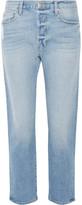 Frame Le Original High-rise Straight-leg Jeans - 24