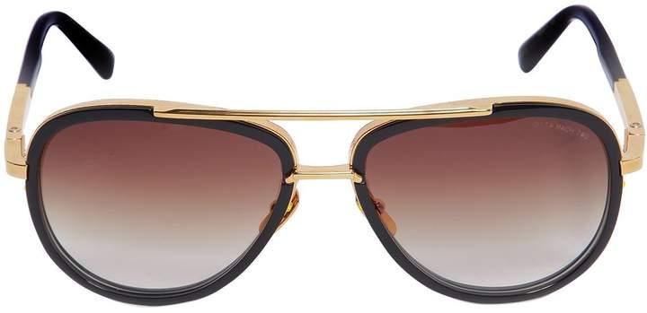 Dita Mach-Two Aviator Sunglasses