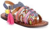 Sam Edelman Gigi Nancy Embellished Sandals, Little Girls (11-3) and Big Girls (3.5-7)