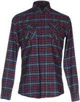 Grey Daniele Alessandrini Shirts - Item 38665211