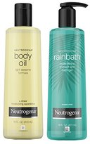 Neutrogena Naturals Double Cleansing Regimen Pack