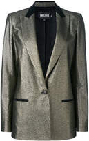 Just Cavalli metallic blazer