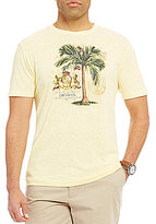Daniel Cremieux Sonoran Trails Palm Tree Graphic Short-Sleeve Tee