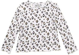 Harper Canyon Animal Printed Long Sleeve T-Shirt