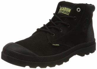 Palladium Women's Pampa Low Cuff Lea Ankle Boot
