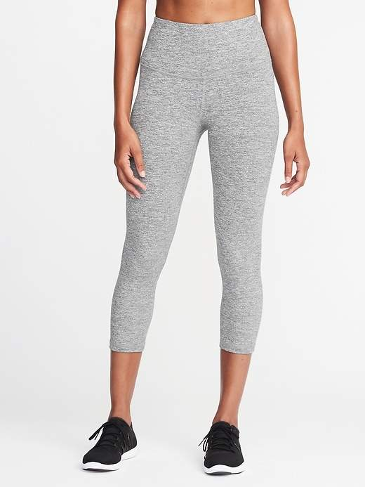 Old Navy High-Rise Compression Crops for Women