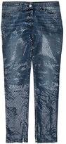 Golden Goose Deluxe Brand Skinny-Leg Coated Jeans