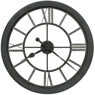 Howard Miller Maci Industrial, Contemporary, Transitional, Modern Wall Clock, Reloj de Pared