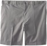 John Henry Men's Big-Tall Twill Short