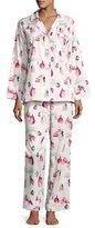 BedHead MET Gala Long-Sleeve Pajama Set