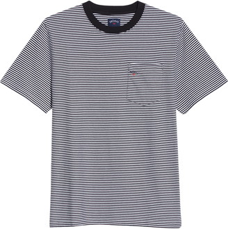 Noah Stripe Pocket T-Shirt