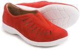 Comfortiva Tinsley Suede Shoes - Slip-Ons (For Women)