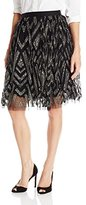 Parker Women's Switch Embllished Skirt