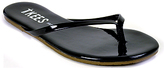 TKEES Glosses - Leather Thong Sandal