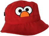 Sesame Street Elmo Eyes & Nose Toddler Bucket Cap UPF 50+ Sun Hat Coppertone
