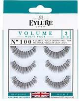 Eylure Volume Eyelash Multi Pack,3 Count
