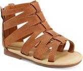 Carter's Tracy Gladiator Sandals, Toddler Girls (4.5-10.5) & Little Girls (11-3)