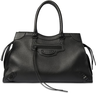 Balenciaga Neo Classic Grained Leather City Bag