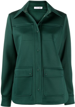 Lacoste Cropped Field Jacket