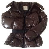 Moncler Brown Biker jacket