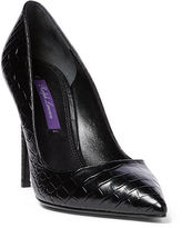 Ralph Lauren Alligator Celia Pump