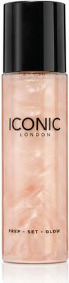 Iconic London Prep-Set-Glow Spray 120Ml Original (Champagne Shimmer)