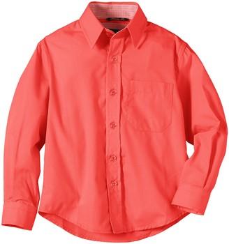 G.O.L. G.O.L 5511900 Boys' Shirt with Kent Collar