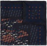 Pierre Hardy geometric print scarf