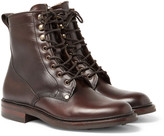 Cheaney - Scott Shearling-lined Leather Boots
