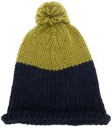 Paul Smith bi-colour beanie