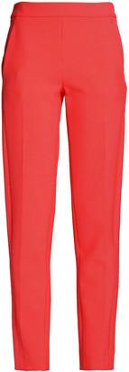 Amanda Wakeley Ponte Tapered Pants