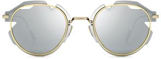 Christian Dior Breakers 60MM Round Sunglasses