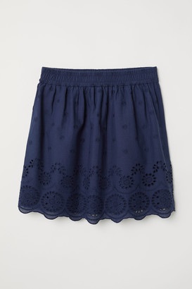 H&M Skirt with embroidery