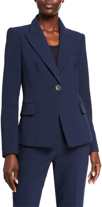 Kobi Halperin Dylan One-Button Tailored Jacket
