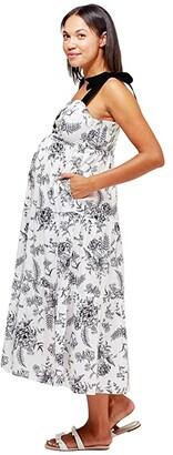 Nom Maternity Ana Dress