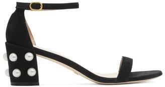 Stuart Weitzman The Simple Pearls Sandal