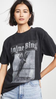 Anine Bing Lili Wild and Free Tee