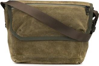 As2ov Panelled Shoulder Bag