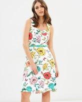 Review Mixed Bouquet Dress