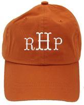 Party Cat Personalized Burnt-Orange Hat