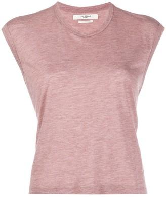 Etoile Isabel Marant cropped boxy T-shirt