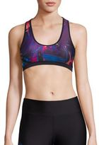 We Are Handsome Firm-Fit T-Back Sports Bra