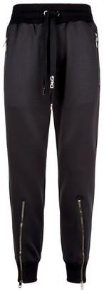 Dolce & Gabbana Zip Detail Sweatpants