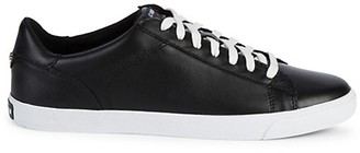 Cole Haan Carrie Low-Top Leather Sneakers