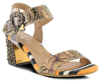 L'artiste By Spring Step Solia Sandal