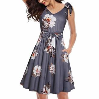 Moent Women Clothes Moent Elegant Dress for Women UK